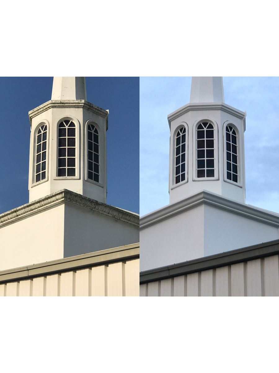 Church Steeple Cleaning in Dallas, GA