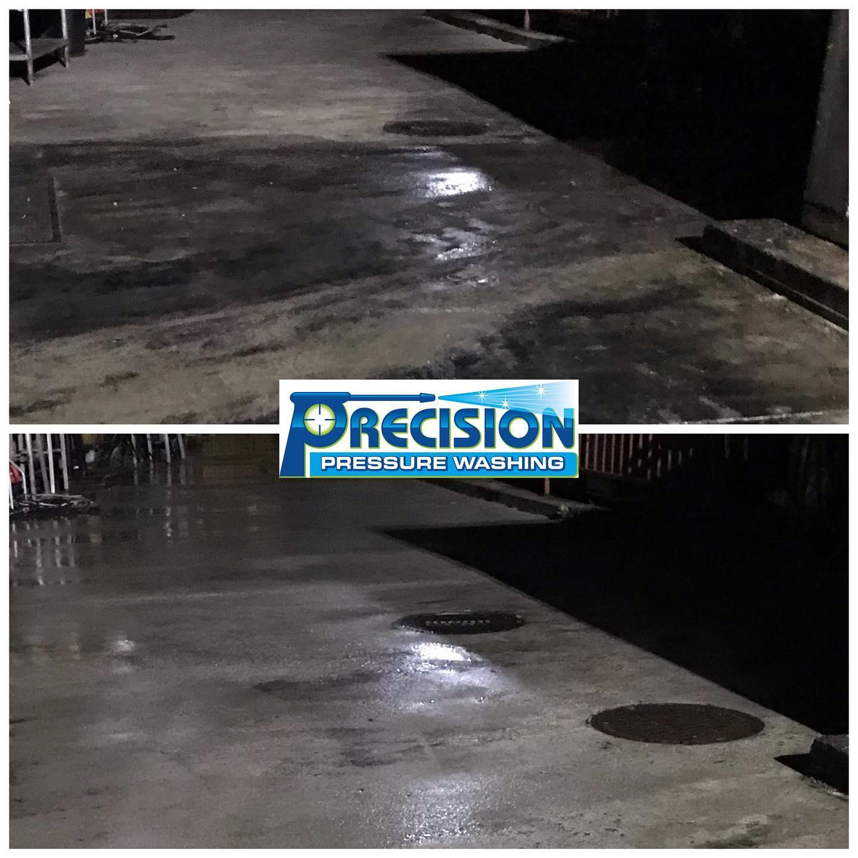 Quarterly Pressure Washing Maintenance Service for Jefferson's in Rockmart, GA