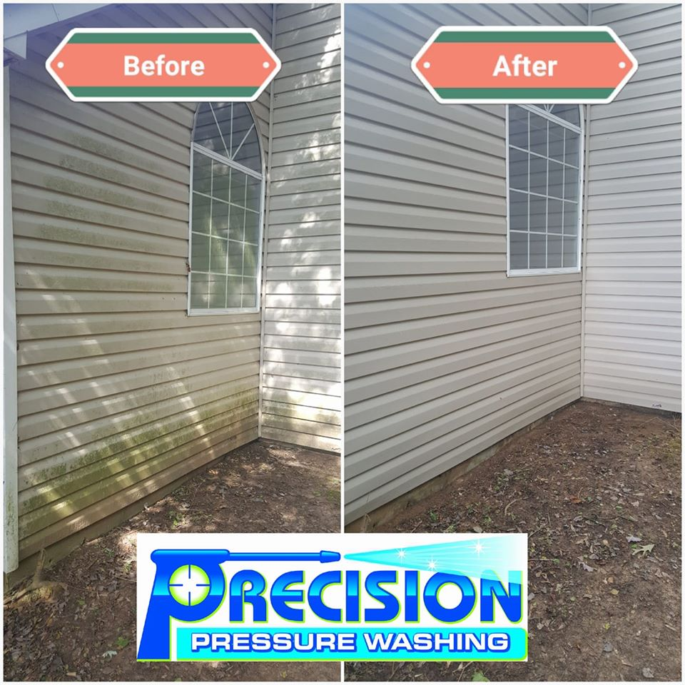 Large and Small Residential and Commercial Pressure Washing Projects in Atlanta, GA