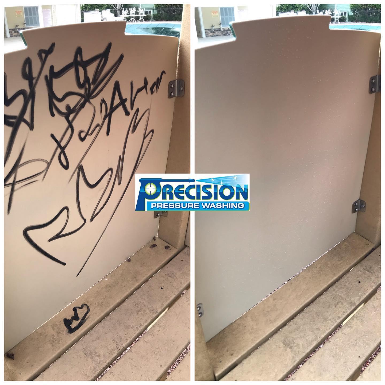 Commercial Graffiti Removal in Hiram, GA