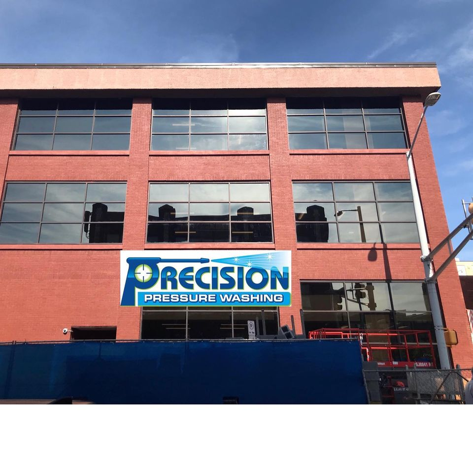 Commercial New Construction Window Cleaning in Atlanta, GA