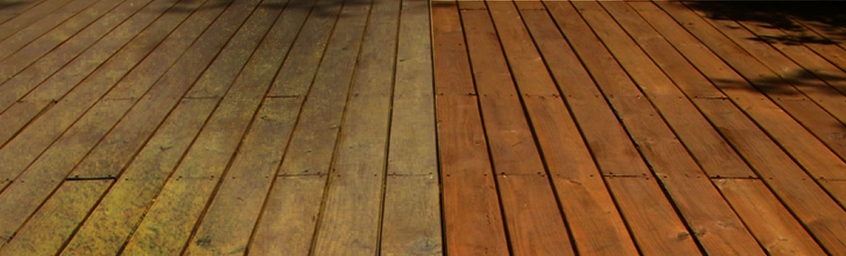 deck cleaning benefits