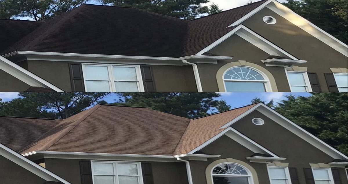 Roof Cleaning Atlanta Dallas GA